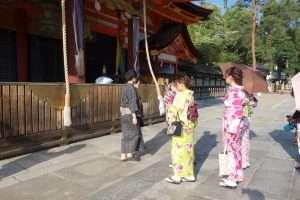 Heian shrine a Kyoto