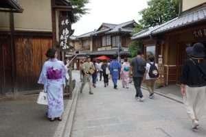 Sanneizaka strada di Kyoto