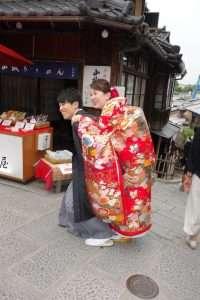 Turisti giapponesi
