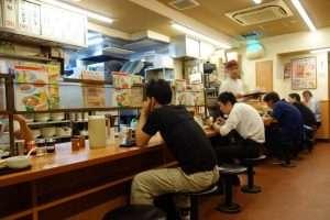 Ristorante a Chiba Giappone