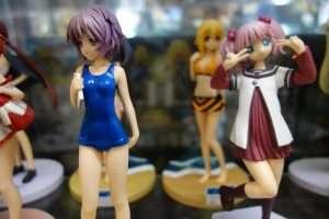 Akihabara personaggi dei fumetti Tokyo