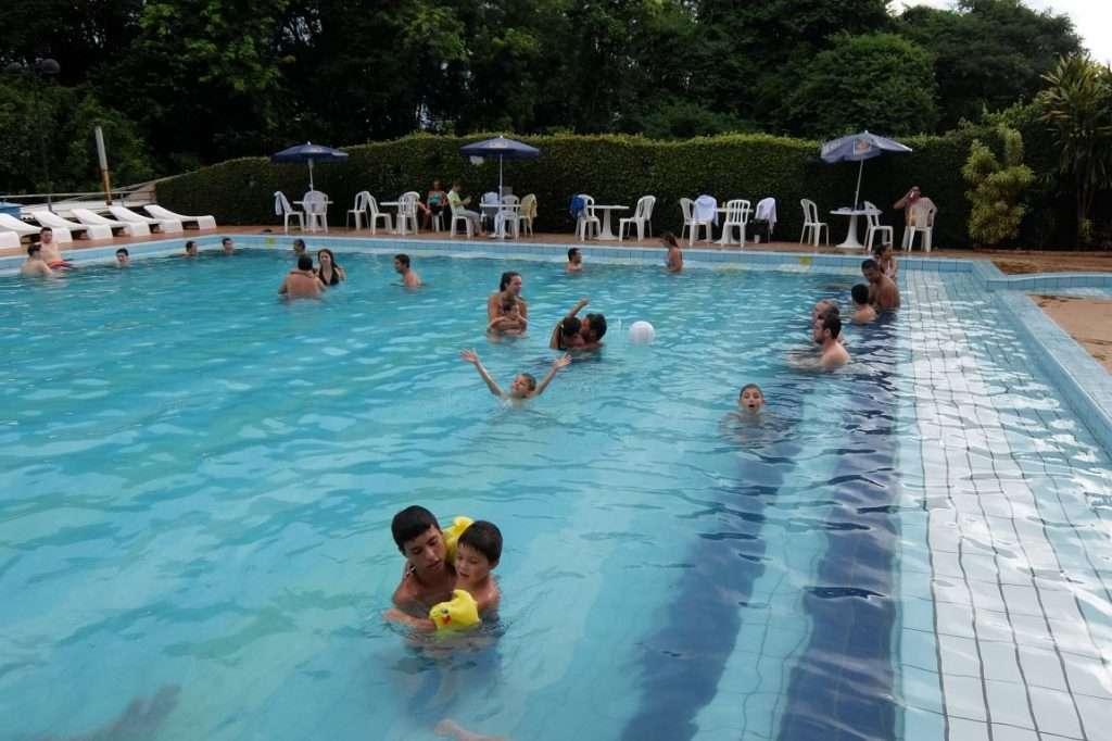 Piscina hotel Foz do Iguazù