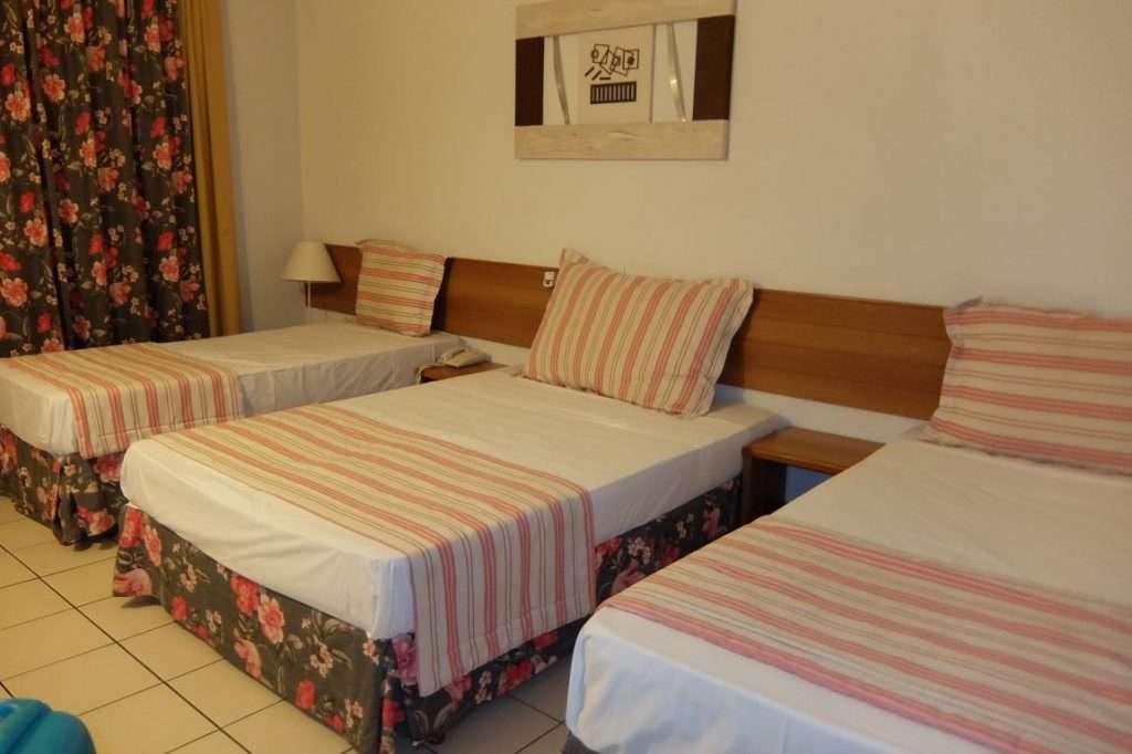 Camera hotel Foz do Iguazù