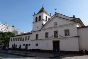 Pateo do Colegio San Paolo