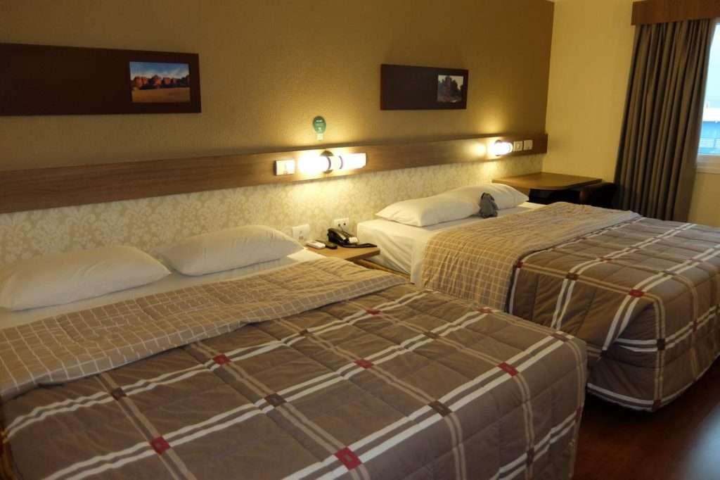 Hotel a Ponta Grossa