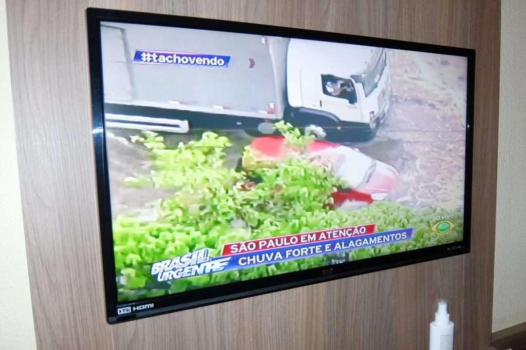 Inondazioni alla tv