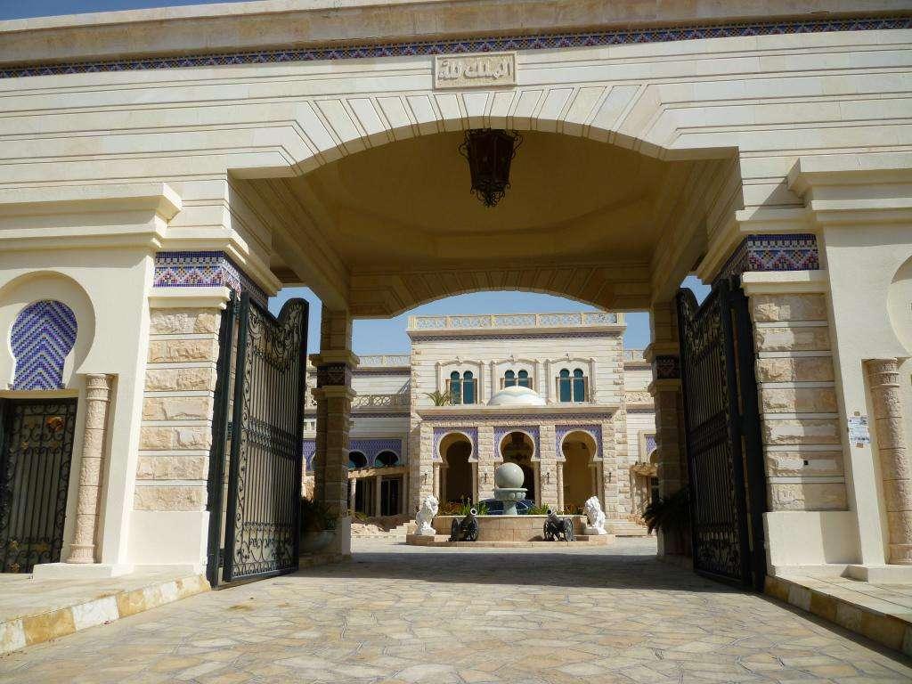 residenza araba