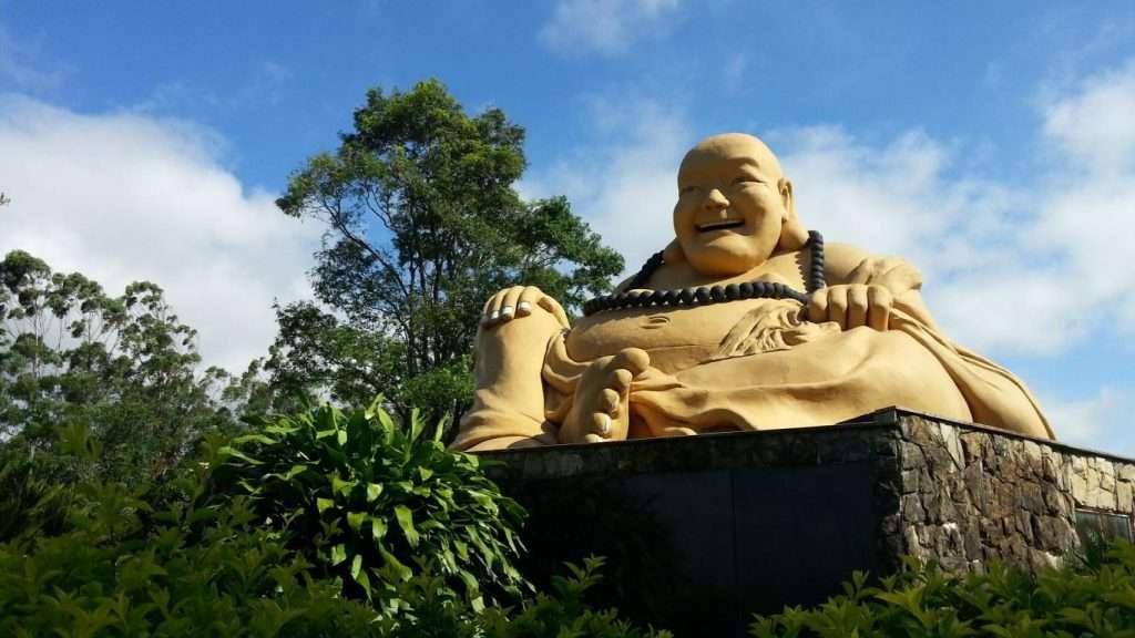 Tempio buddhista a Foz