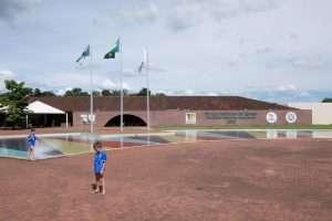 Entrata parco Iguazù