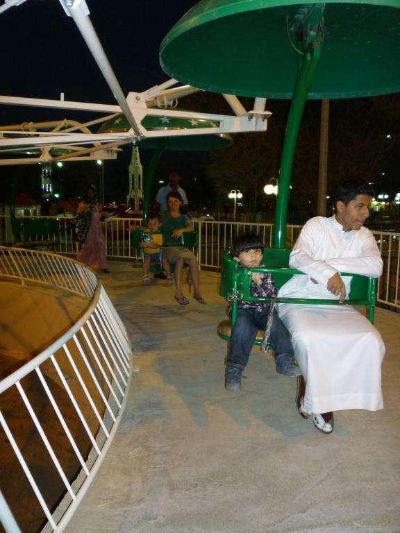 Giostre ad Al Ain
