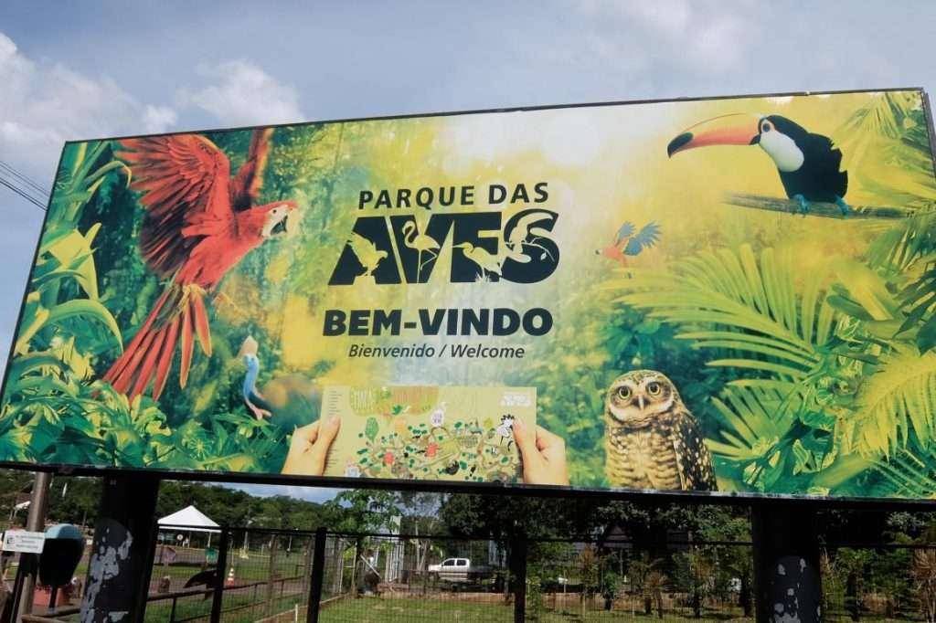 Iguazù parco degli uccelli