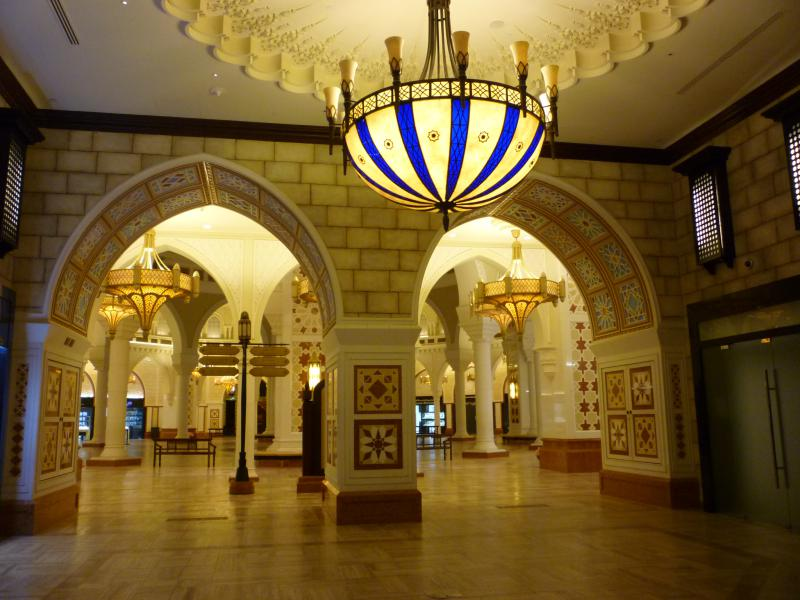 Souq dell'oro al Dubai Mall