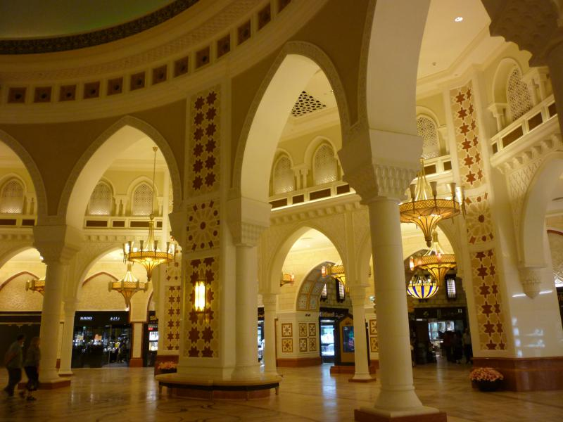Archi del souq dell'oro
