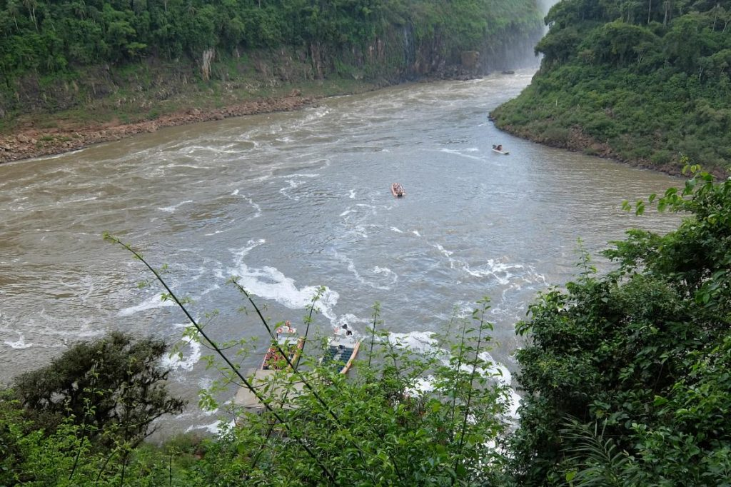 Fiume Iguazù