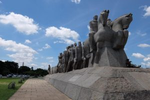 Monumento al parco di Ibiraquera