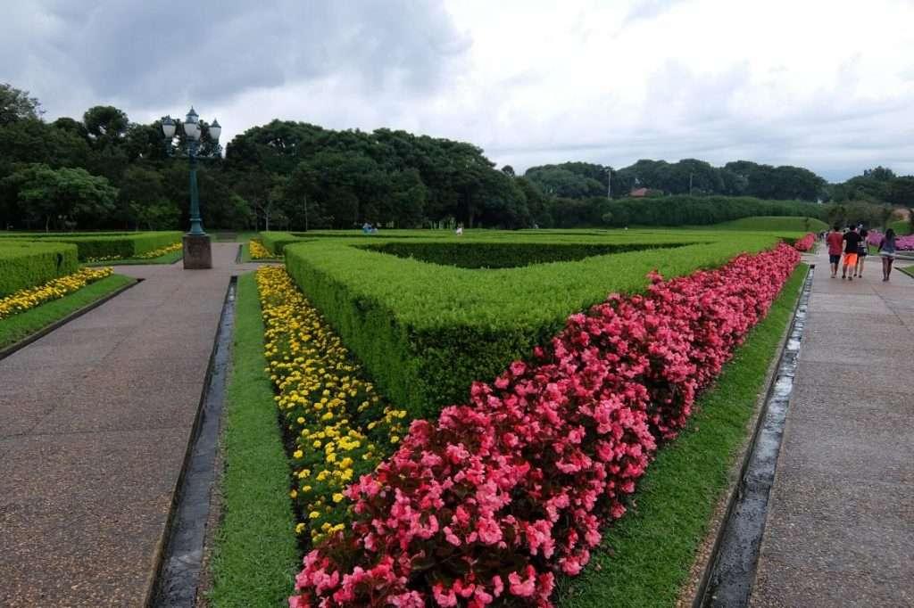 Curitiba giardino botanico