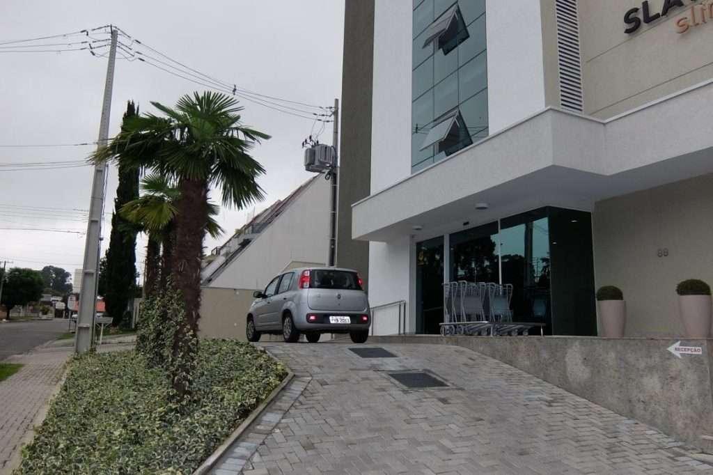 Curitiba hotel esterno