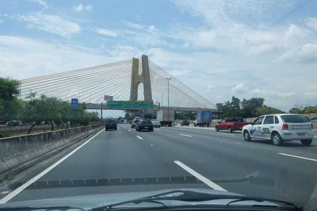 Autostrada a San Paolo
