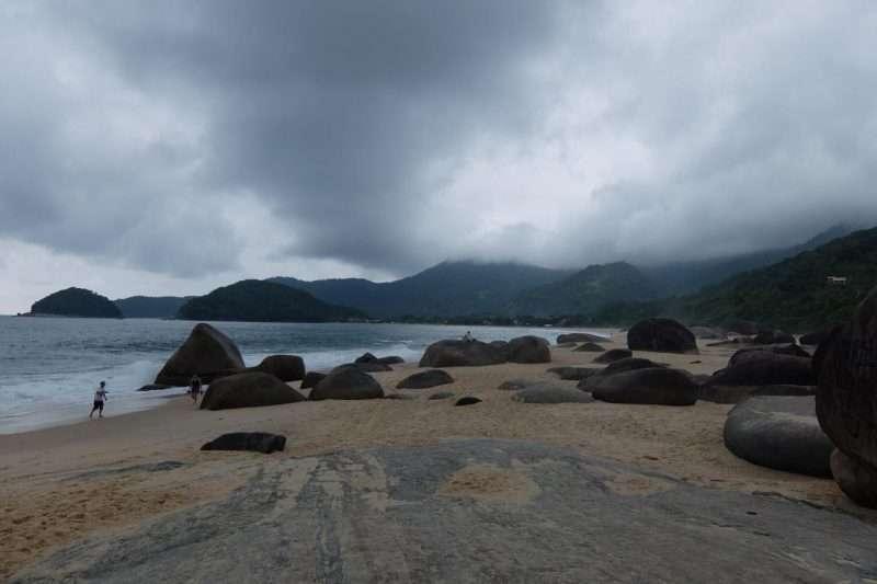 Paraty Praia do Cepilho