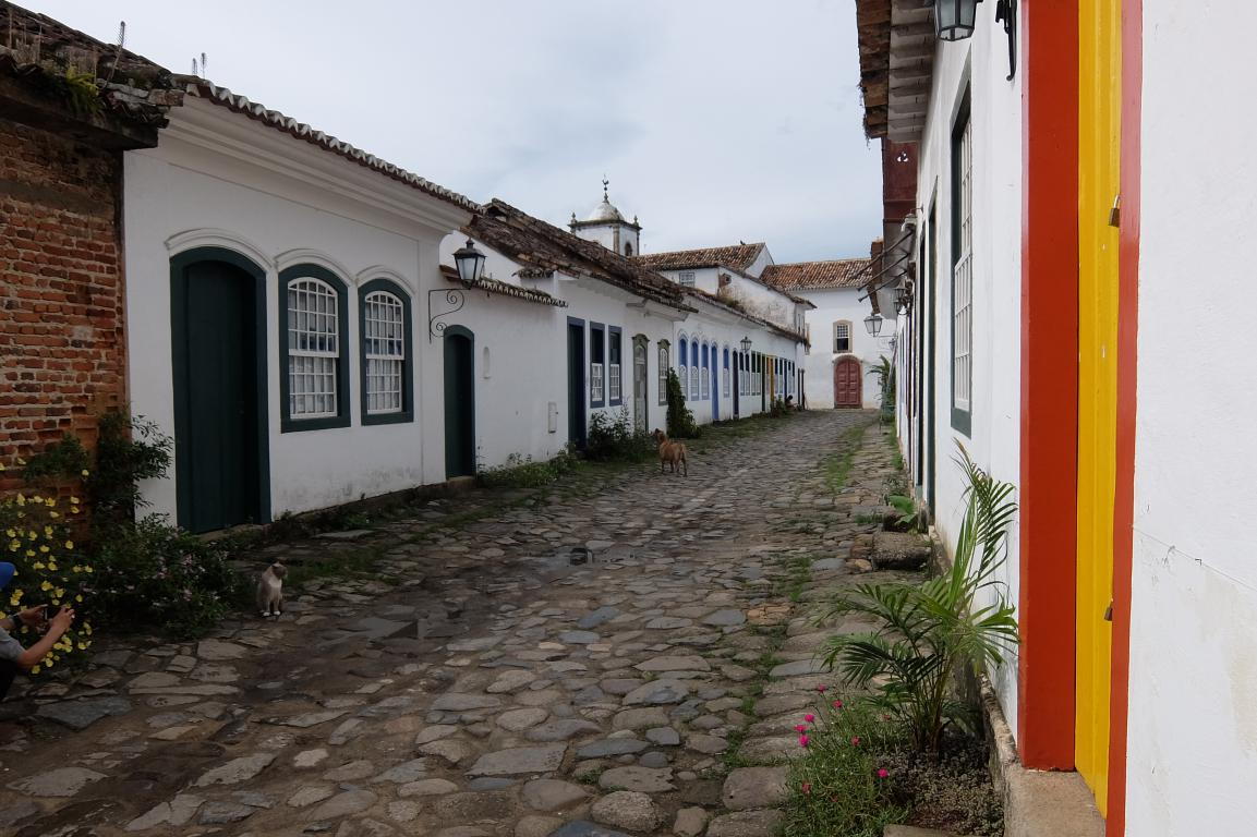 Paraty centro storico