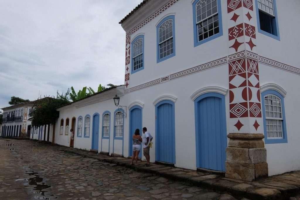 Paraty edifico storico