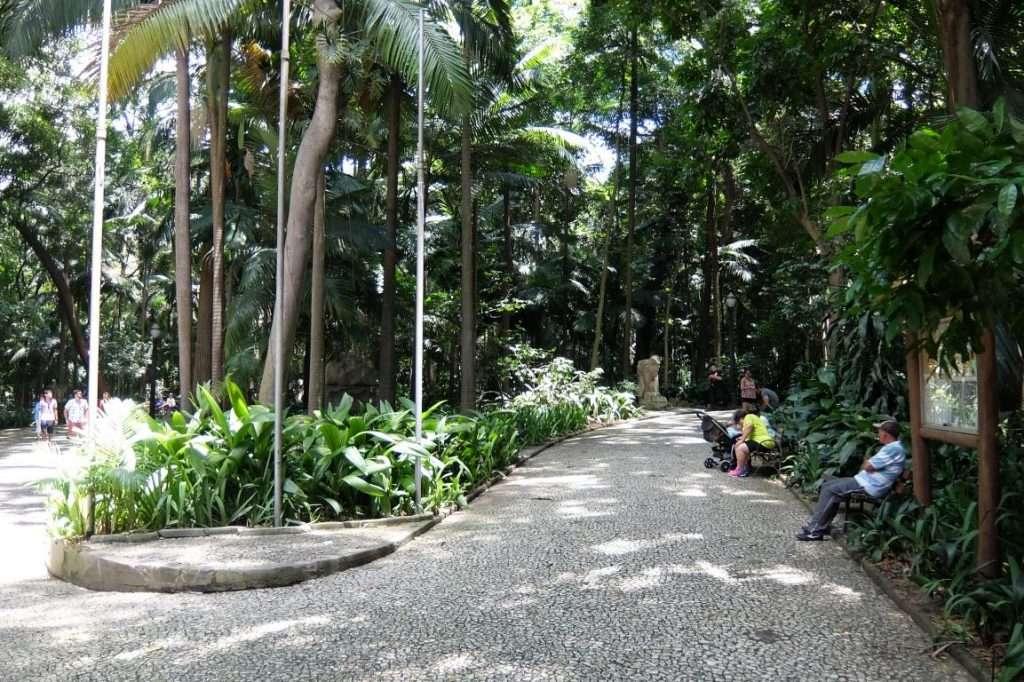 Parque Trianon a San Paolo