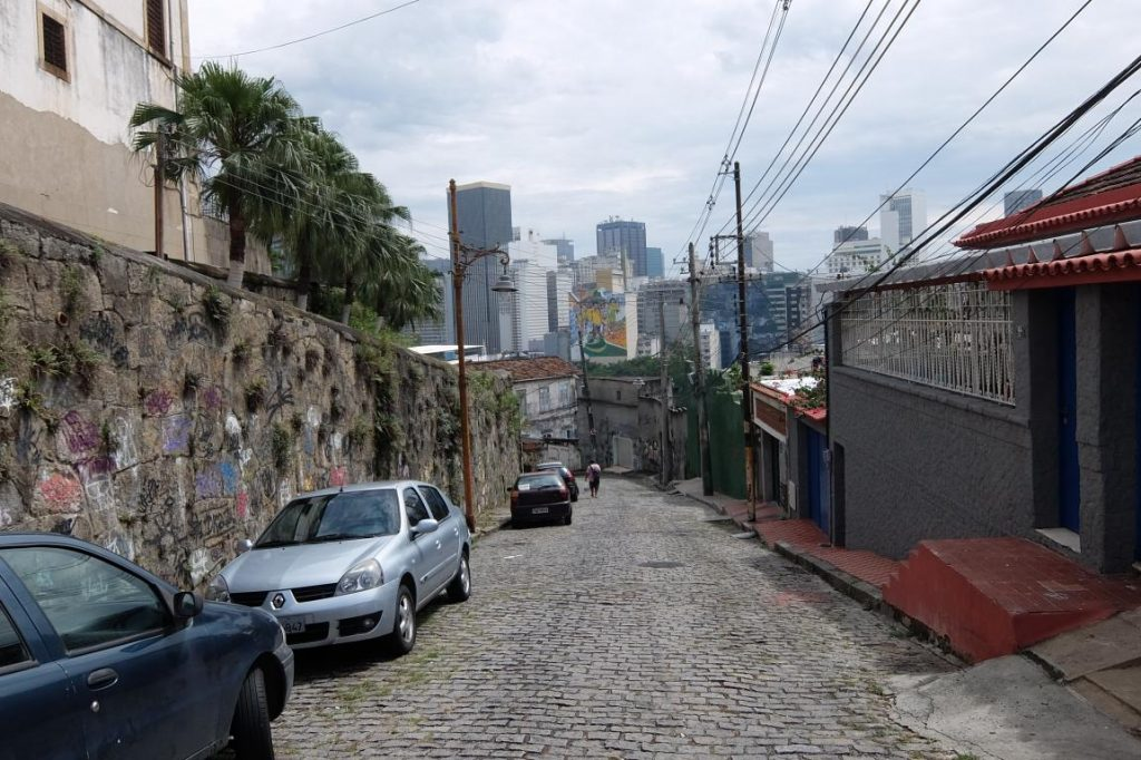 Quartiere di Santa Teresa