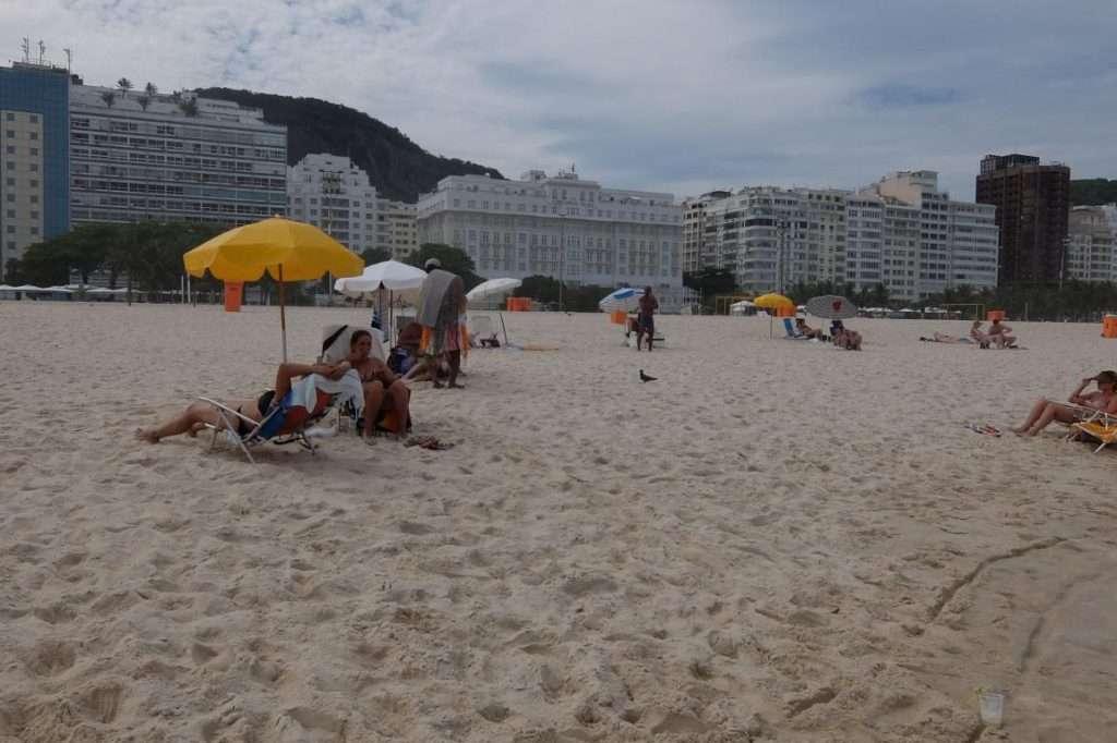 Copacabana hotel lussuosi