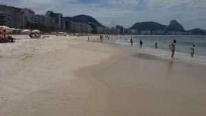 Copacabana spiaggia