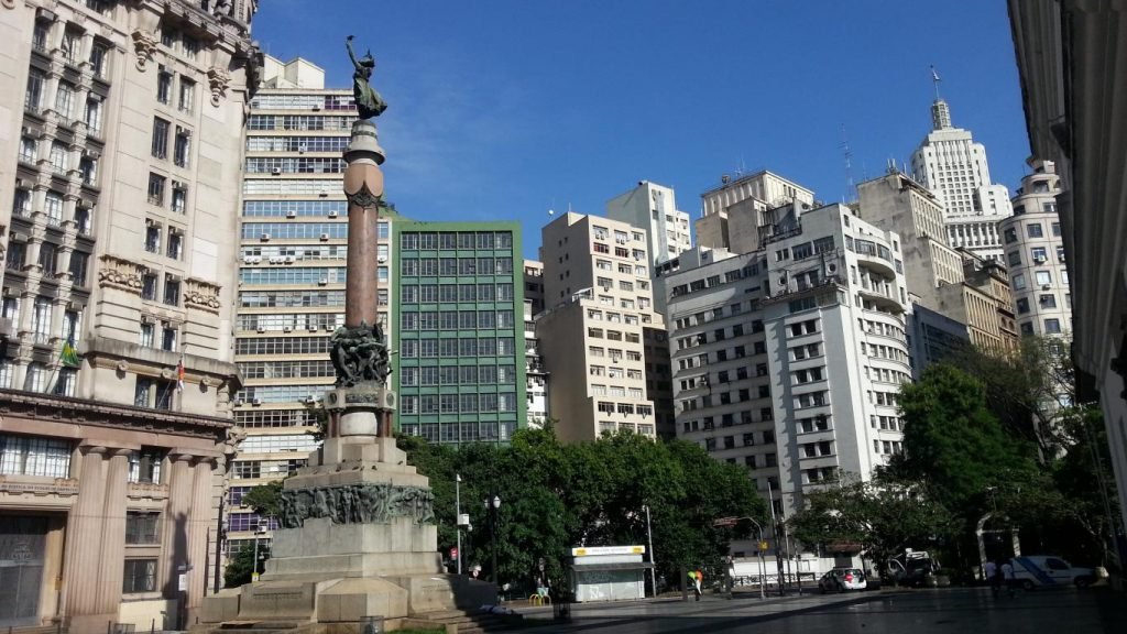 San Paolo downtown