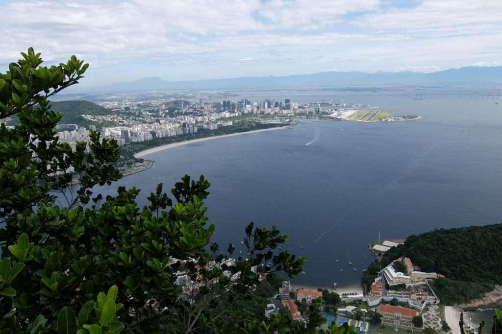 Vista su Rio dal Morro da Urca