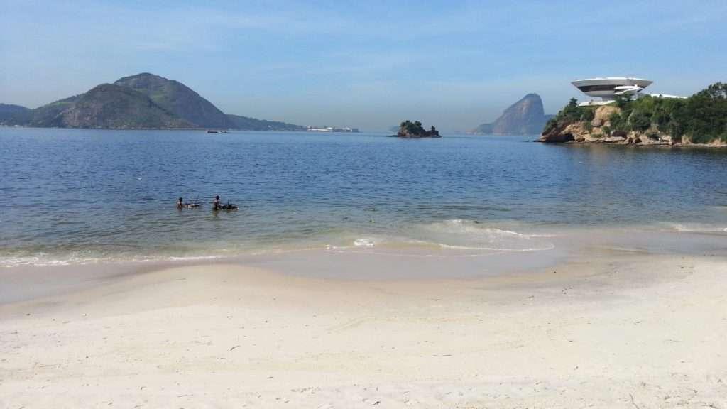 Niteroi baia di Guanabara