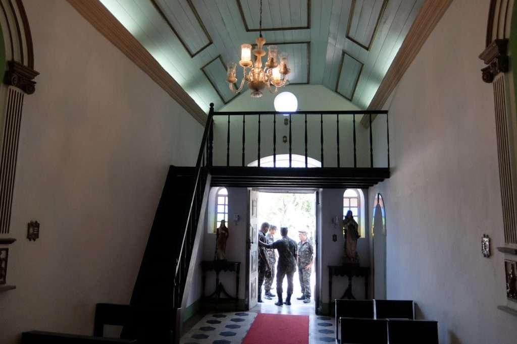 Cappella di Santa Barbara
