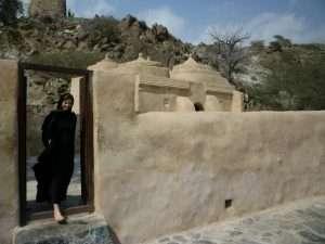 uscita dalla moschea di Al Badiyah