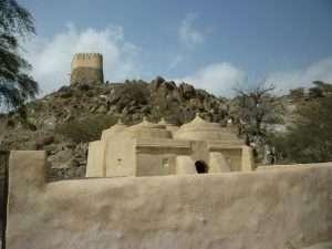 forte e moschea di Fujarah