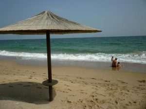 spiaggia a Fujarah