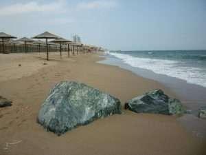 Fujarah beach