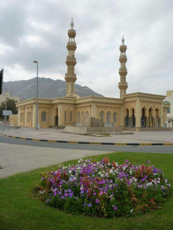 Moschea di Fujarah