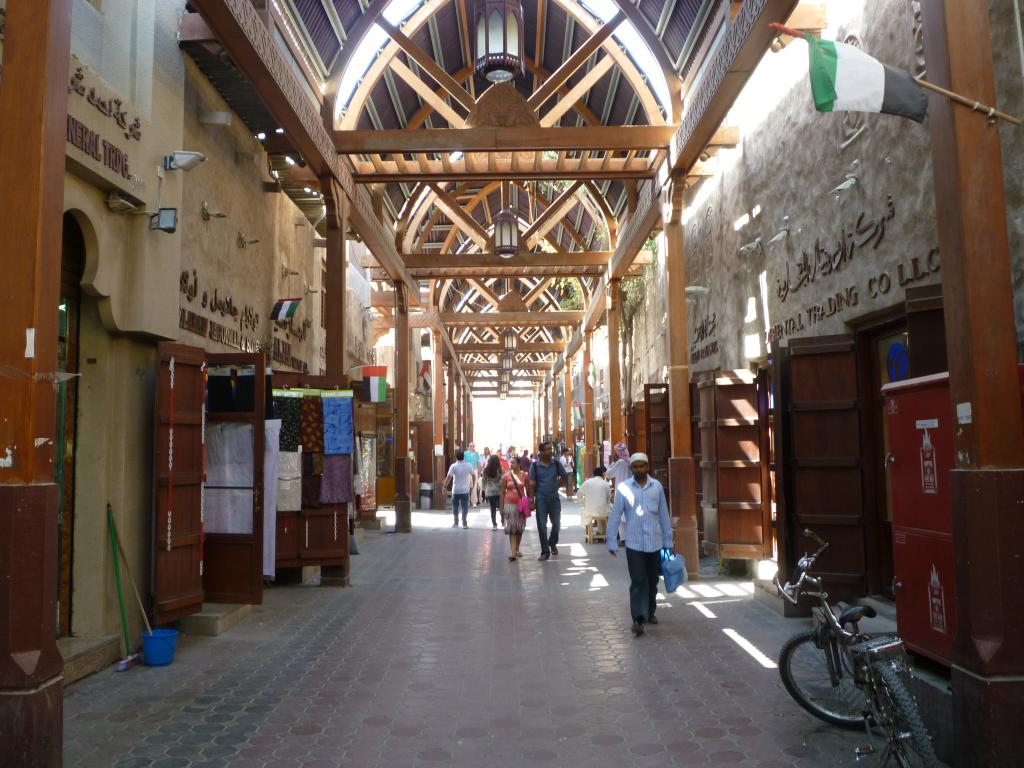 Souq a Bur Dubai