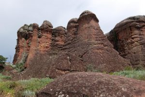 Formazioni a Vila Velha
