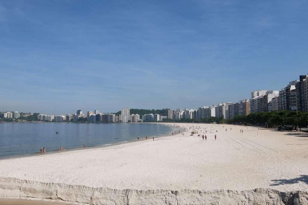Niteroi spiaggia