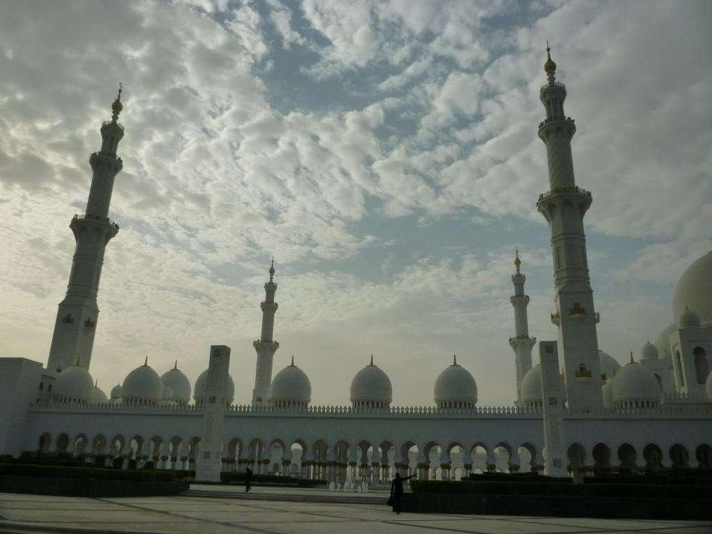 moschea di sheyk zayed