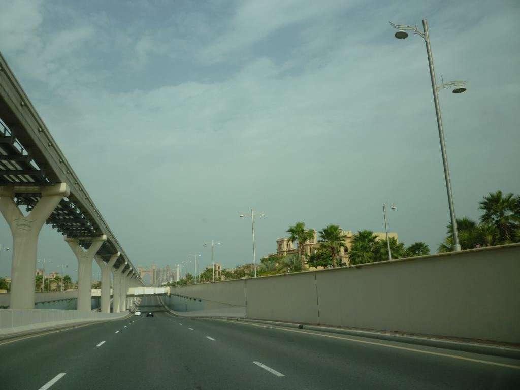 Palm Jumeirah monorotaia