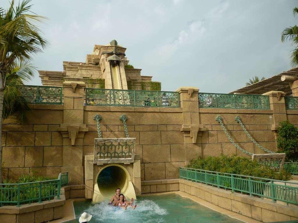 Ziqqurat aquapark