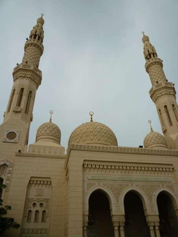 Grande moschea di Dubai