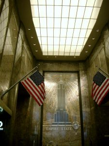 Hall dell'Empire State Building