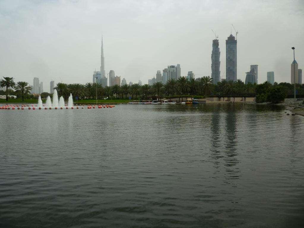 Laghetto al Safa park