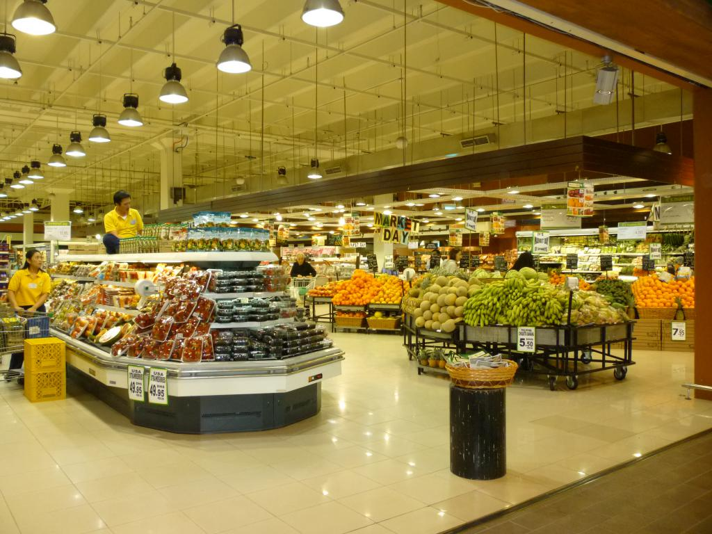 supermercato al mercado mall