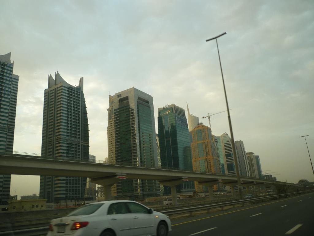 Sheyk Zayed Road