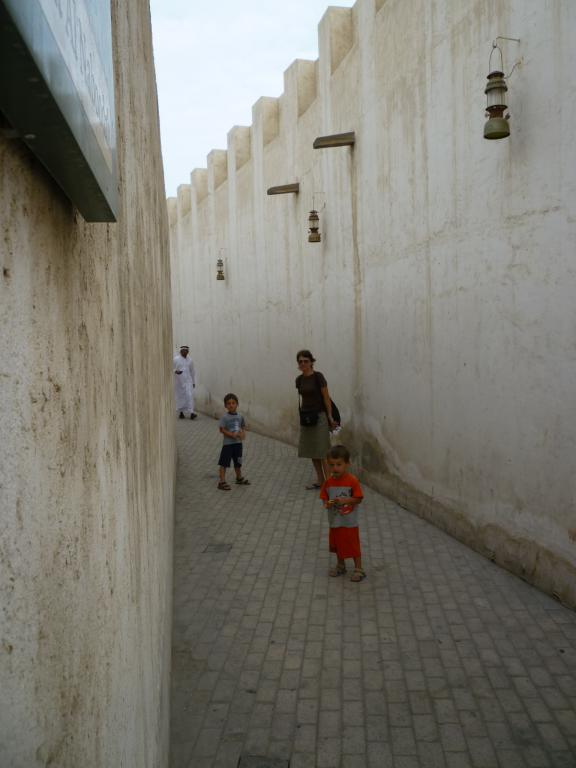 Sharjah heritage village